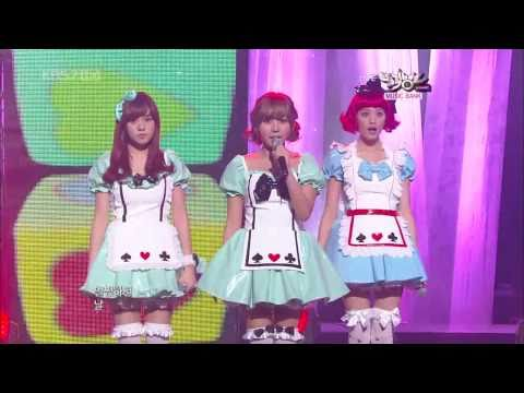 [hd] 101119 Orange Caramel - Aing 아잉 Live (comeback Stage) Eng+rom+hangul  Music Bank video