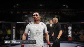 EA SPORTS UFC 3 - UFCAMPS SethRollins_Br x Guinhope