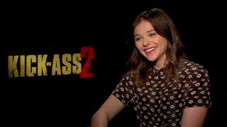KICK-ASS 2 Interviews: Aaron Taylor-Johnson, Chloe Grace Moretz and Christopher Mintz-Plasse