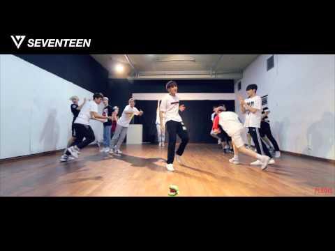 [Dance Practice] SEVENTEEN(세븐틴) - '아낀다(Adore U) - 'Fixed Cam' Ver.