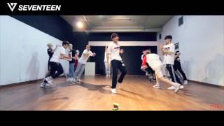 [Dance Practice] SEVENTEEN(???) - '???(Adore U) - 'Fixed Cam' Ver.