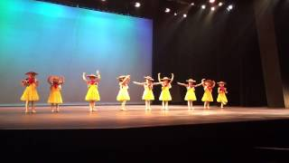Emily toy story dance