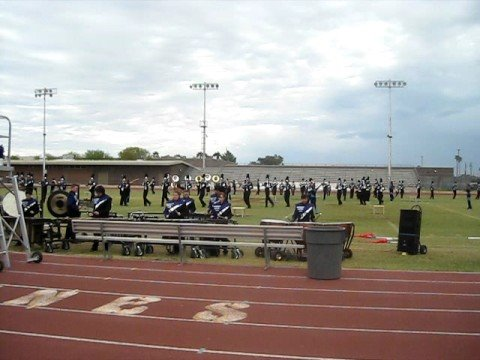 MHS Marching band competition 2008 @ Tolleson High