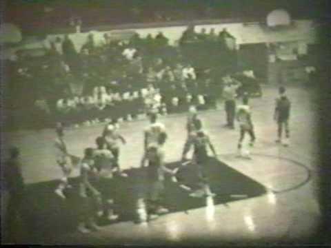 Morton East High School Basketball 1966 3rd Quarter