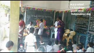 Independence day speech by children in english