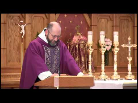 Dec 01 - Homily: A Season of Preparation