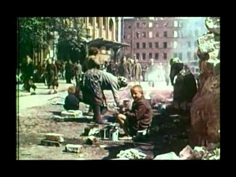 WW II - BERLIN - May 14, 1945