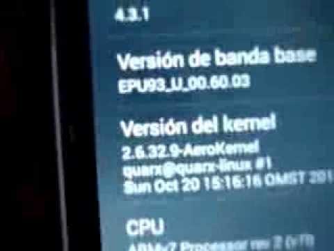 como instalar android 4.3.1 en motorola defy mb 526 con cyanogenMOD10.2