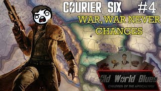 Hearts of Iron 4: Old World Blues - Courier Six #4 - War, War Never Changes