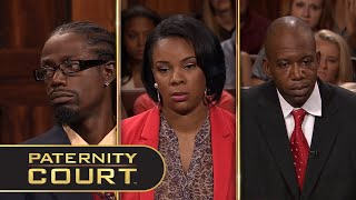 Woman Slept With Boyfriend's Roommate After Moving In (Full Episode)   Paternity Court
