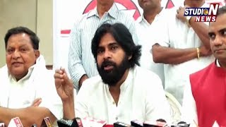 Janasena Chief Pawan Kalyan Visits Cyclone Titli Affected Areas in Srikakulam