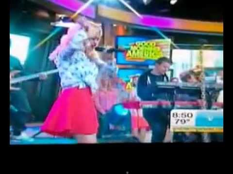 Rita Ora: How We Do(Party) on Good Morning America