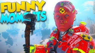 Black Ops 3 Funny Moments - Switching Accounts! (BO3)