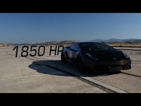 Fastest car in the world — Lamborghini Gallardo (Exelixis. GTR RT. ZOD. SPP. GTT. Altechno. Syvecs)
