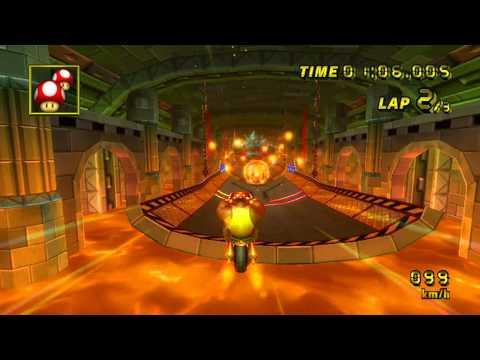 [MKW World Record] Bowser's Castle (No Glitch) - 02:22.281