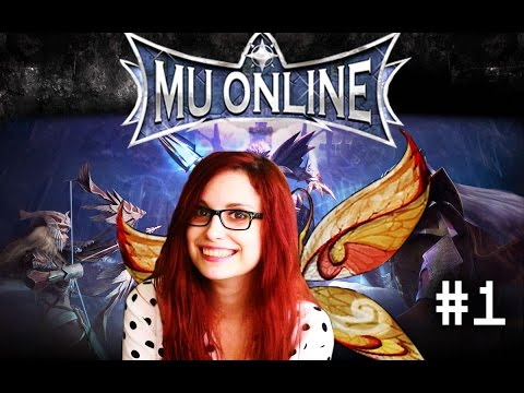 Let's Play Mu Online (Part 1)