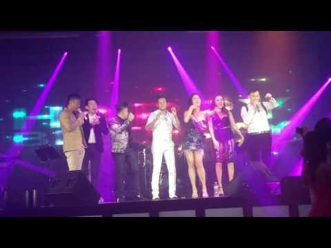 Baby's 4th year Anniversary - Singers sing Happy Birthday to August Birthdays