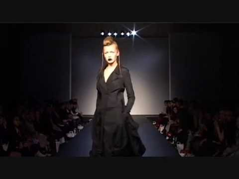 Inbar Spector London Fashion Week AW08 Part 1