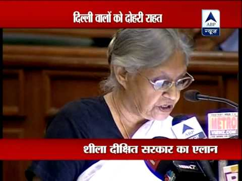 Sheila Dikshit withdraws proposal to impose 5 per cent VAT on CNG
