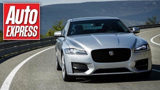 New Jaguar XF review: can it beat the 5 Series, E-Class and A6?