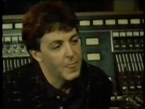 Paul McCartney interview, Nationwide, January 1982