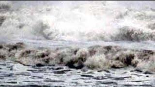 The time when Cyclone Phailin hit Odisha