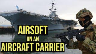 Pro Airsoft Player vs 62 Enemies