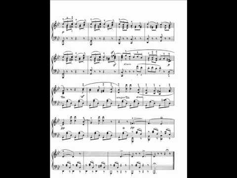 Феликс Мендельсон - Barcarola Veneziana Op 19 No 6