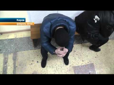 Пьяный мужчина разбил Бентли в Кирове