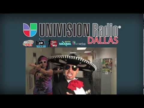 Mexicano Style  - PSY GANGNAM STYLE Parody  - Univision Radio Dallas