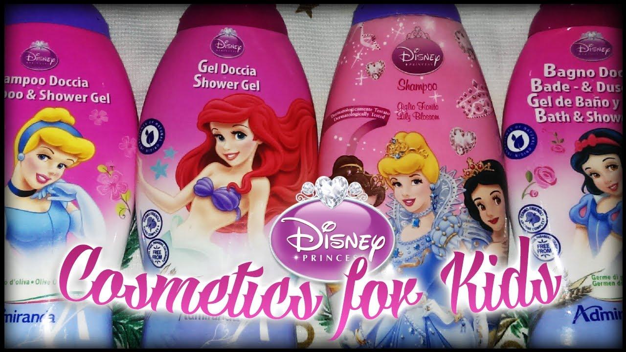 Disney Princess Cosmetics
