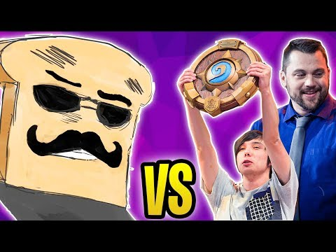Toast Beats Blizzcon Contender & Pro Caster | Midrange Shaman | The Boomsday Project | Hearthstone