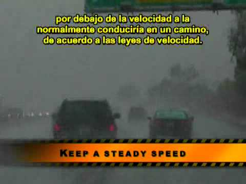 GetDefensive.Com Defensive Driving Streaming Video Spanish Course Clip 56