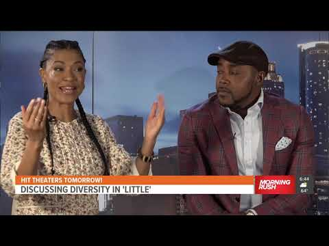 Producer Will Packer And Director Tina Gordon Talk 'Little'