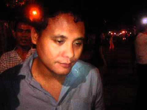 Knockout Dabate ni Pastor Cesar Baladad at Luneta Park