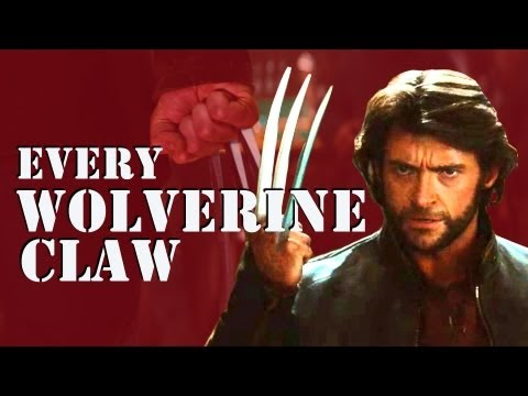 how to make wolverine bone claws