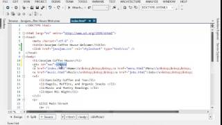 chapter   case study creating the html pages   YouTube