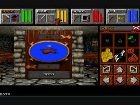 Let's Play - Dungeon Master 2 - 2 - Town, Shops, and the Great Outdoors