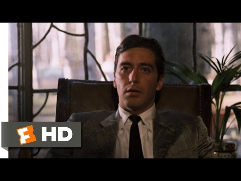 The Godfather: Part 2 (18) Movie CLIP - My Offer is Nothing (...