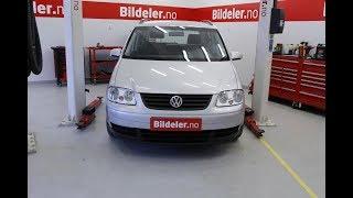 VW Touran: Hvordan bytte radiator- og ACvifte - 2003 til 2010 mod. (1T)