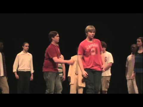 Zach Dawson - Kiss the Girl - Hueytown High School