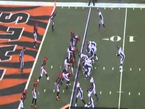 Peyton Manning Highlights   Broncos vs Bengals Week 16