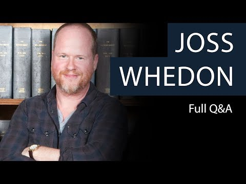 Joss Whedon | Full Q&A | Oxford Union