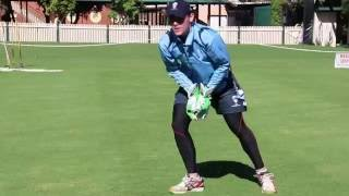 Coaches Corner - U13/U14 Wicketkeeping