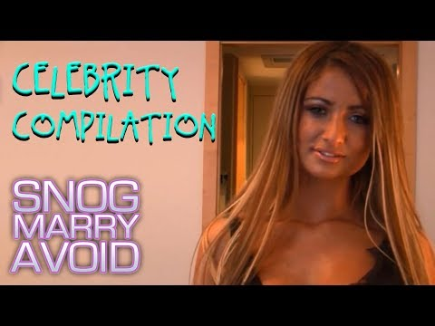 Celebrity Makeunders Compilation - Jodie Marsh, Cheeky Girls, Chantelle Houghton | Snog Marry Avoid?