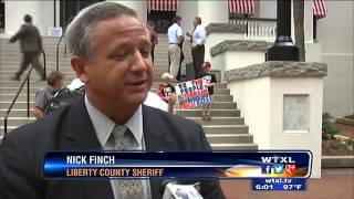 FL Sheriff Arrested, Charged With Felony & Suspended For Protecting Citizens