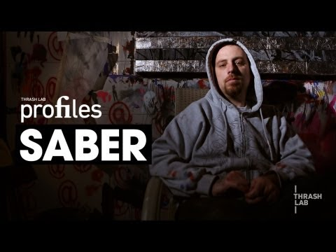 Graffiti Artist & Painter: Saber (Profiles)