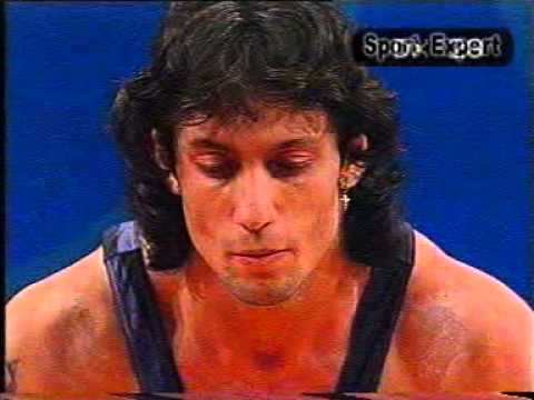 Men 69 kg A Weightlifting - Olympic Games Sydney 2000 - by GENADI - Sport Expert