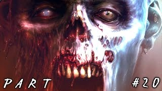 Dying Light The Following - Horror Tunnel - Walkthrough Gameplay Part 20 (PS4 Xbox One)