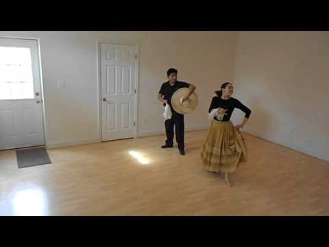 NY LOVE MARINERA - Choreograph - En Pareja Completa - Señorita Marinera